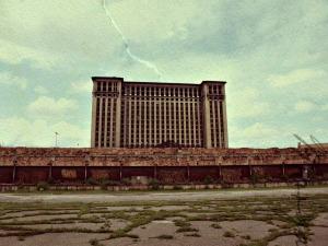 Central Station, Detroit